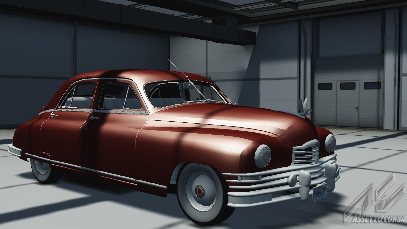1948 Packard Eight Four Door Sedan Packard Car