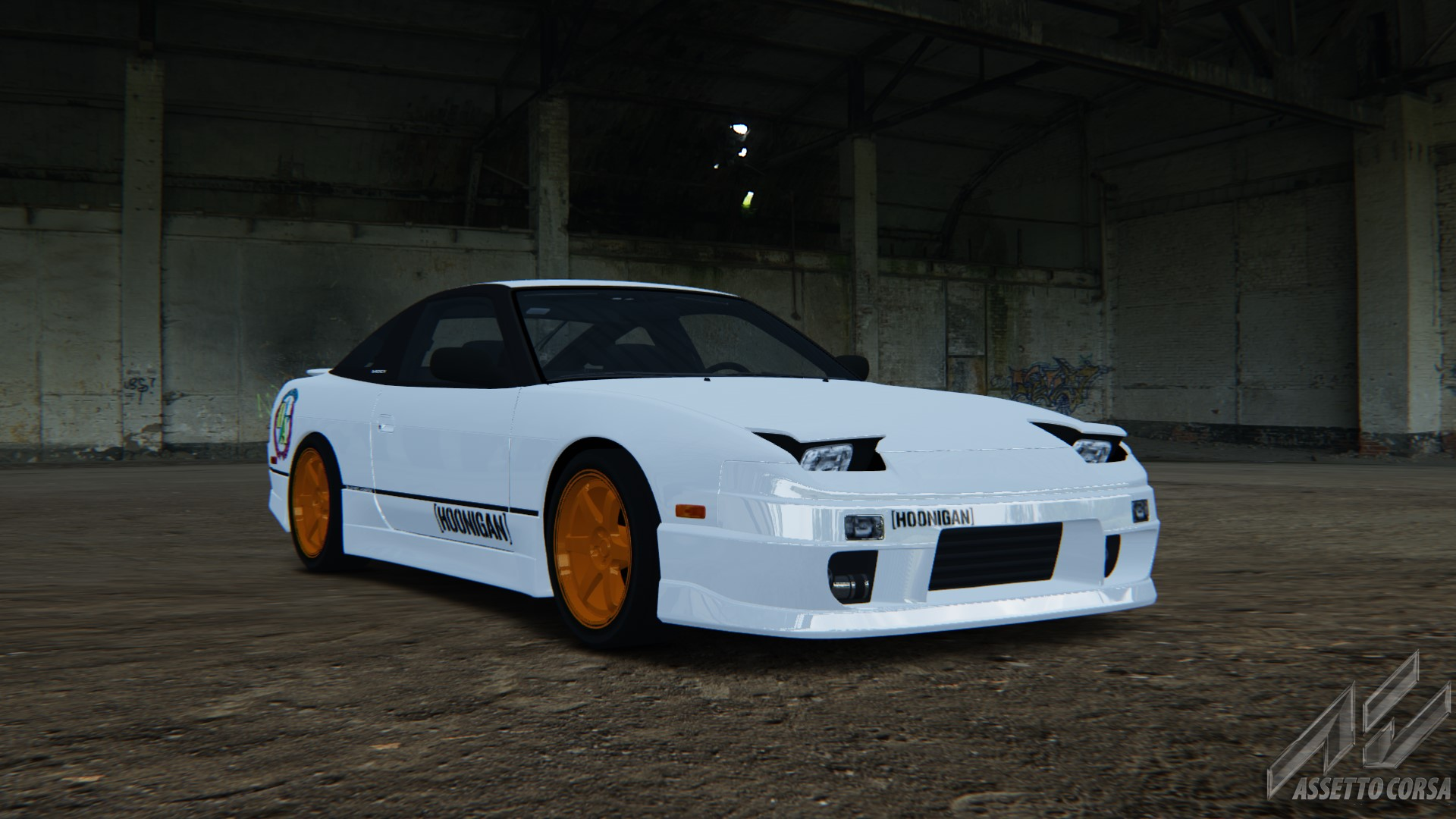 Hoonigan White