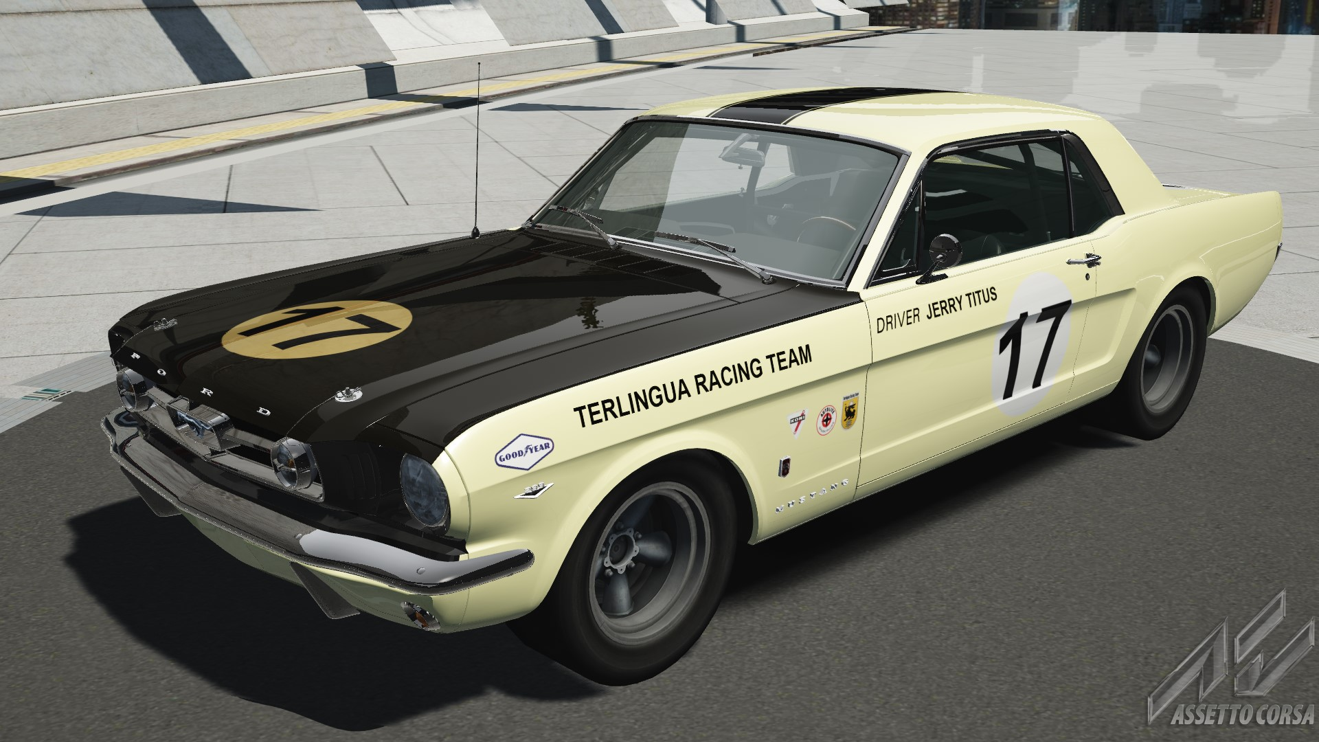 Ford Mustang 1965 Ford Car Detail Assetto Corsa Database