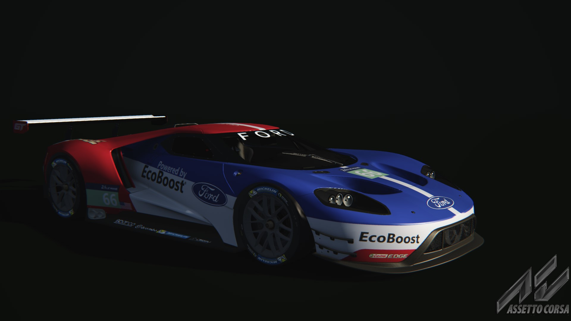 Ford GTE LMS - Ford - Car Detail - Assetto Corsa Database