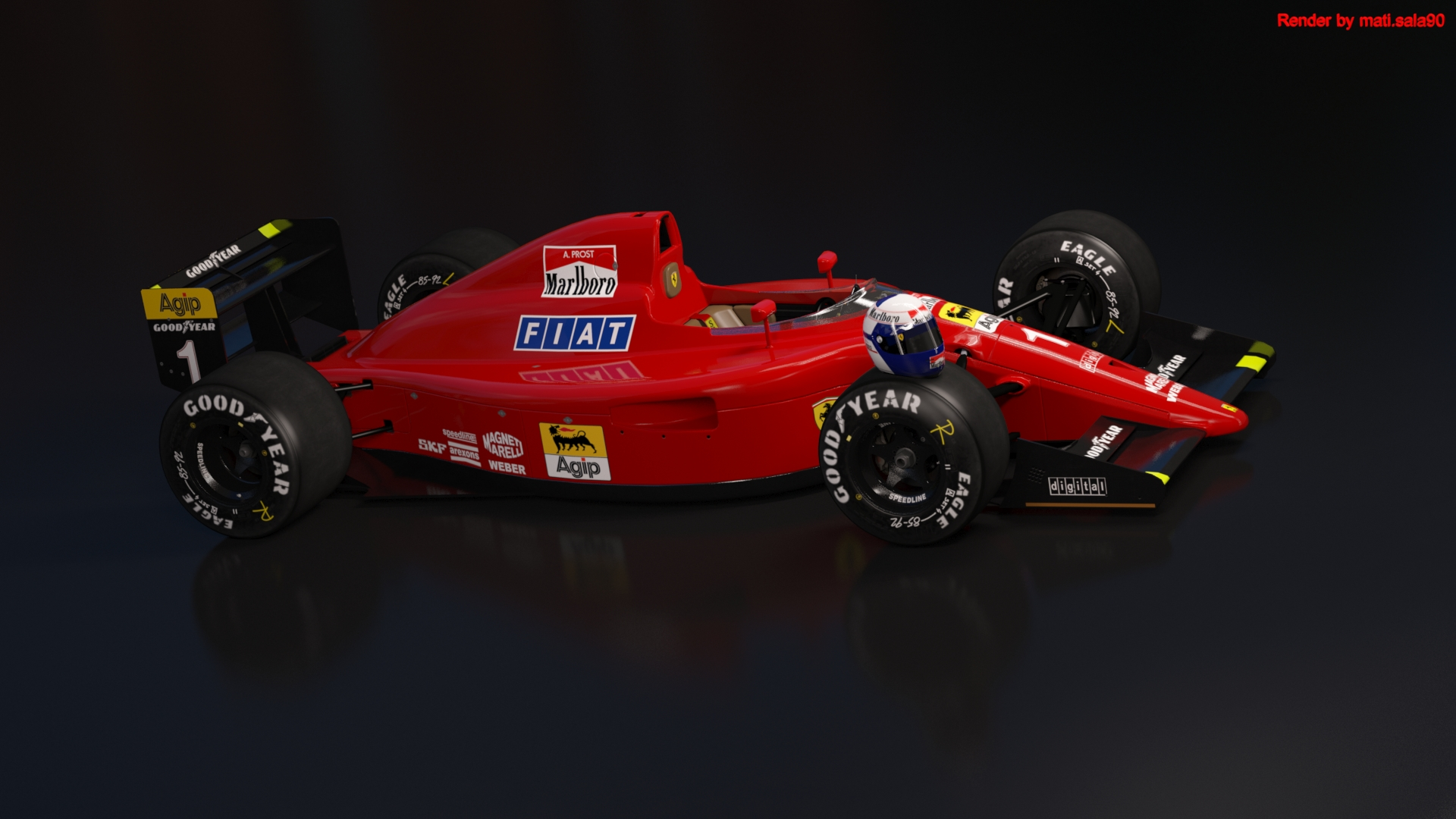 Ferrari 641 Formula Car Detail Assetto Corsa Database