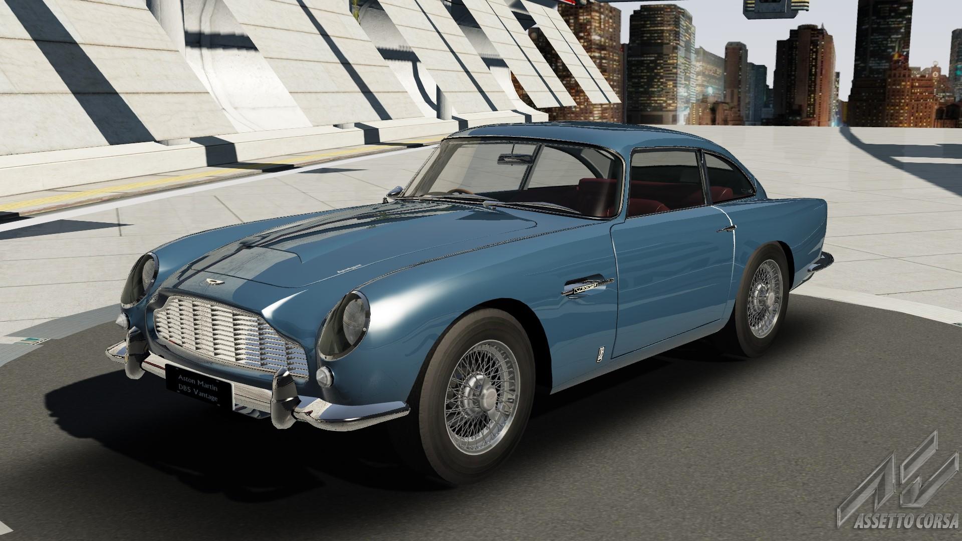 1964 DB5. Arthur Merlin. Aston Martin ...