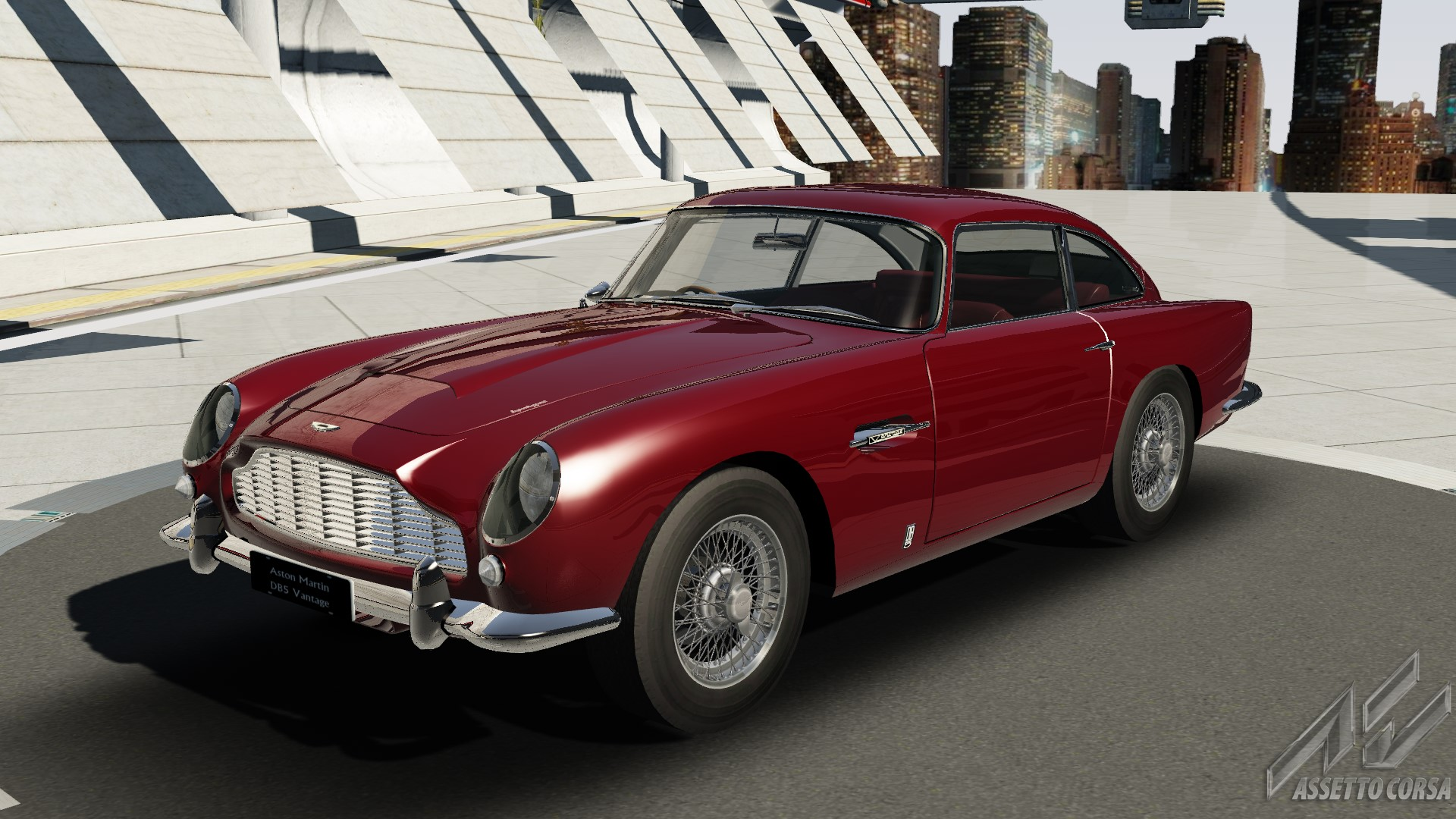 1964 Db5 Aston Martin Car Detail Assetto Corsa Database