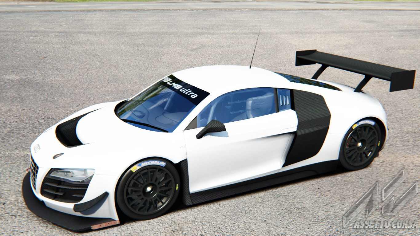 audi r8 lms ultra audi car detail assetto corsa database. Black Bedroom Furniture Sets. Home Design Ideas
