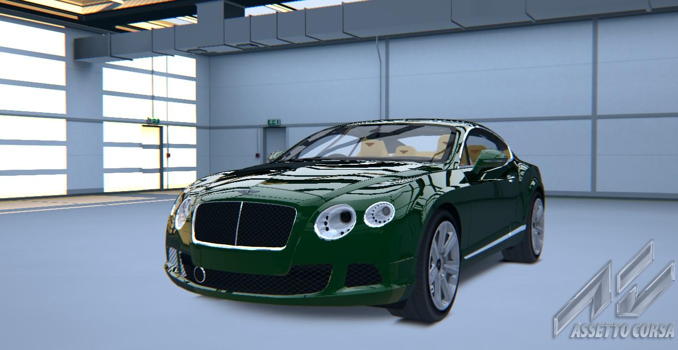 Bentley Continental Gt Bentley Car Detail Assetto