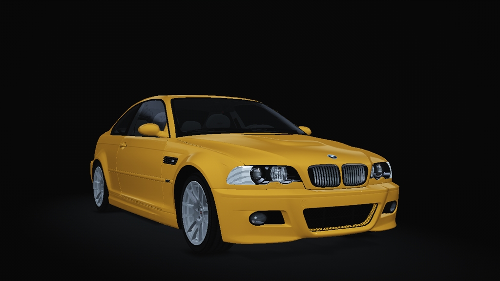 Bmw E46 M3 Drift Bmw Car Detail Assetto Corsa Database