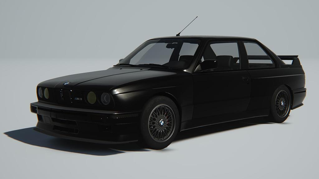 Bmw M3 E30 Drift S3 Bmw Car Detail Assetto Corsa Database