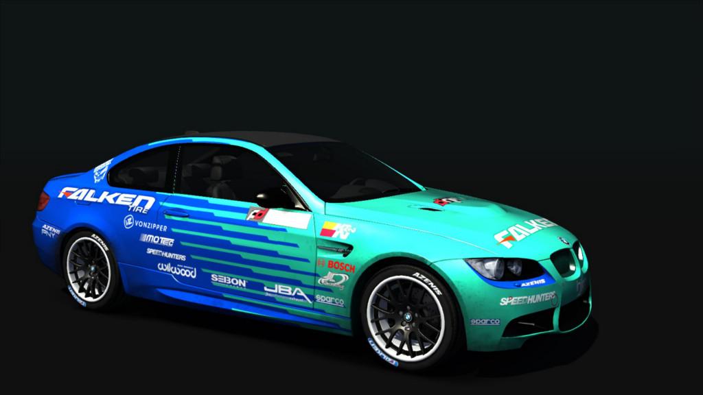 bmw m3 e92 drift - bmw - car detail