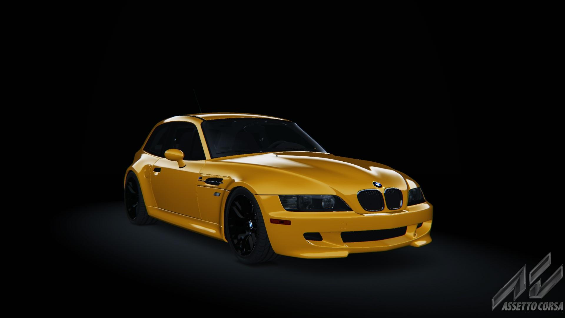 Bmw Z3 M Coupe S54 Bmw Car Detail Assetto Corsa Database