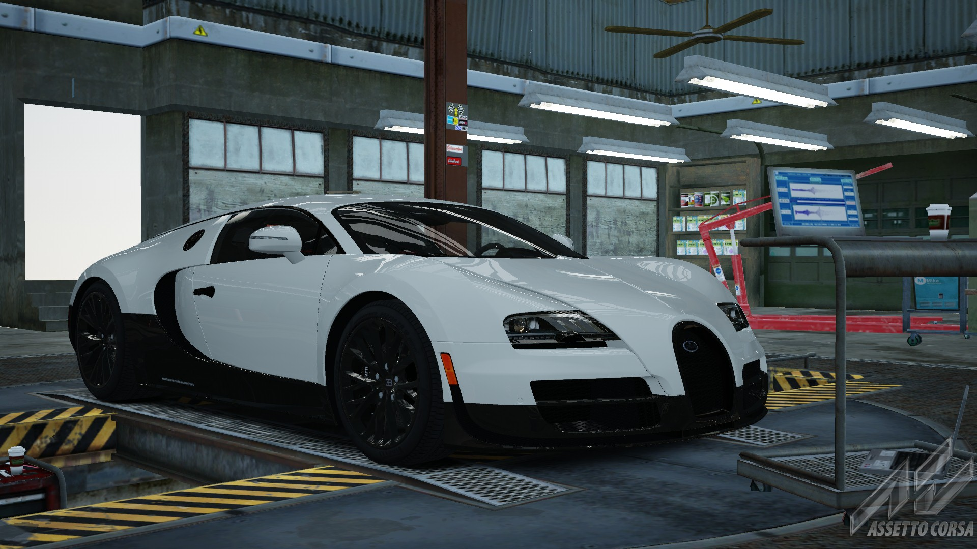 bugatti veyron super sport bugatti car detail assetto corsa database. Black Bedroom Furniture Sets. Home Design Ideas