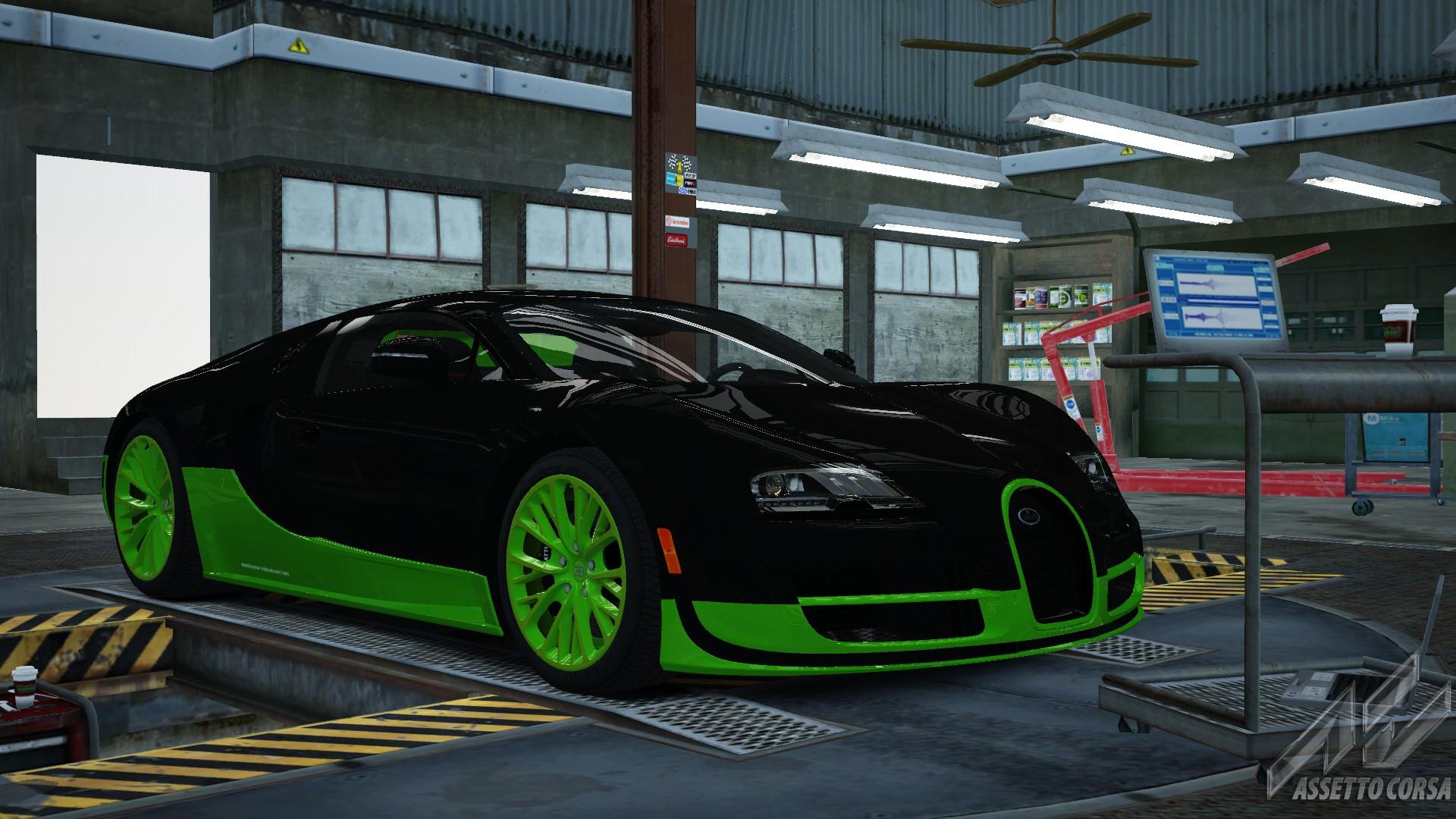 Bugatti Veyron Super Sport Bugatti Car Detail
