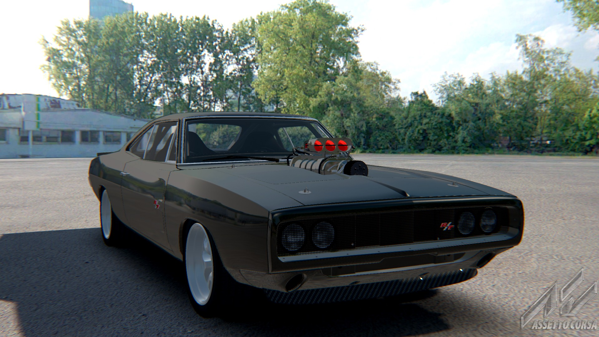 Dodge Charger List >> Cars List Assetto Corsa Database