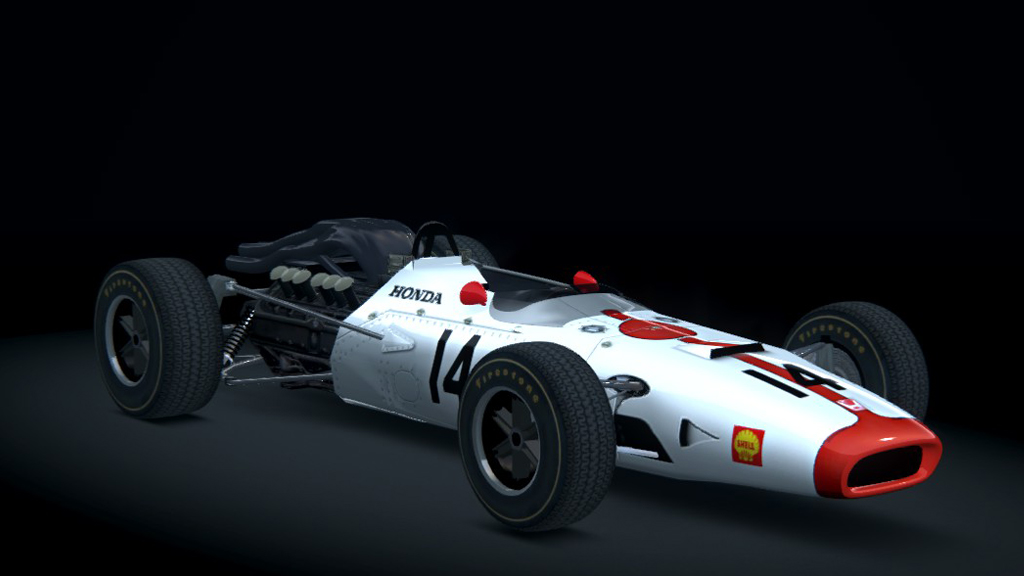 Honda Ra300 Formula Car Detail Assetto Corsa Database