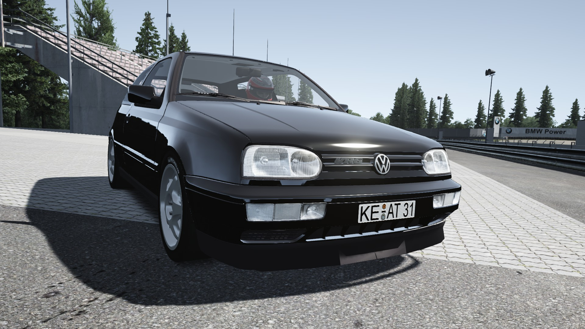 vw golf iii abt vr6 syncro volkswagen car detail assetto corsa database. Black Bedroom Furniture Sets. Home Design Ideas