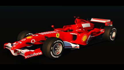Ferrari 248 F1 Formula Car Download Assetto Corsa
