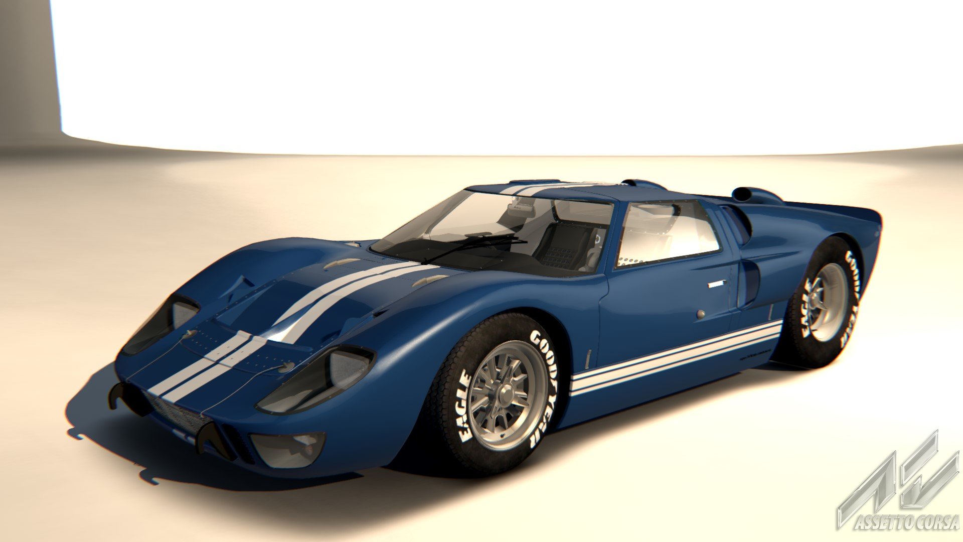 Ford Gt40 Mkii Ford Car Detail Assetto Corsa Database