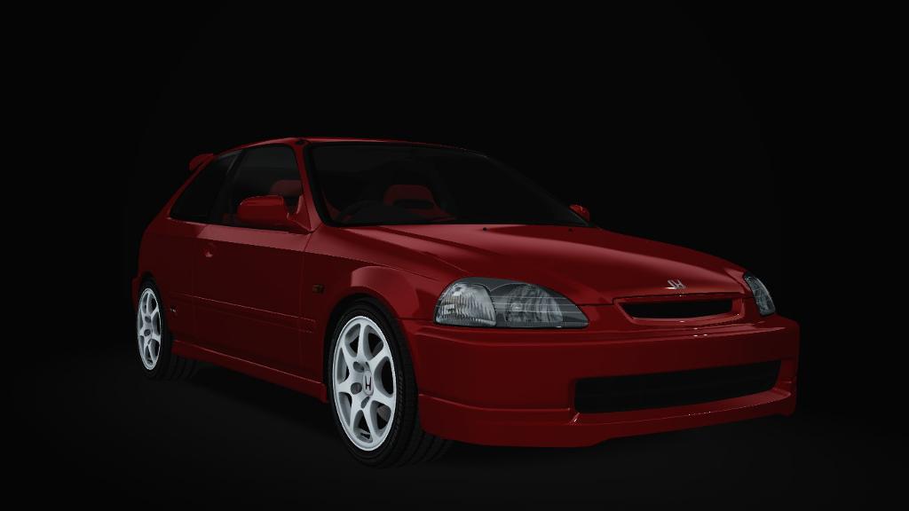 Civic Type Honda Car Detail Assetto Corsa Database