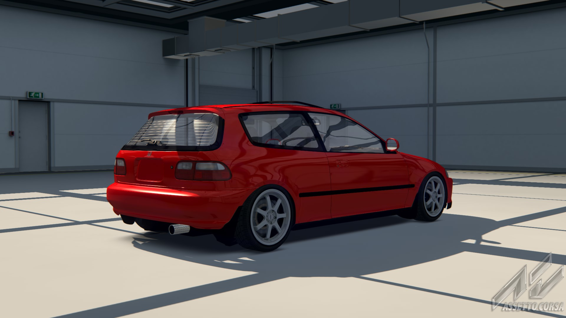 civic vti eg6 honda car detail assetto corsa database. Black Bedroom Furniture Sets. Home Design Ideas