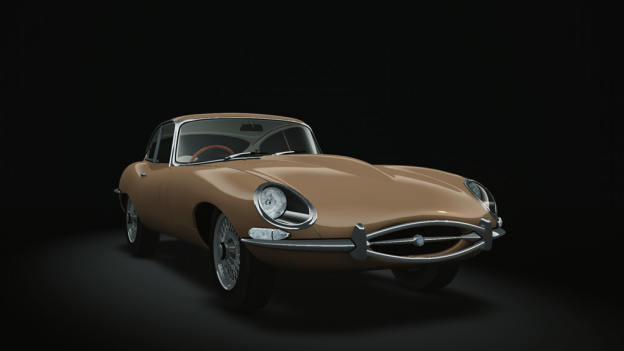 Jaguar E Type 4.2 Current Version 1.2