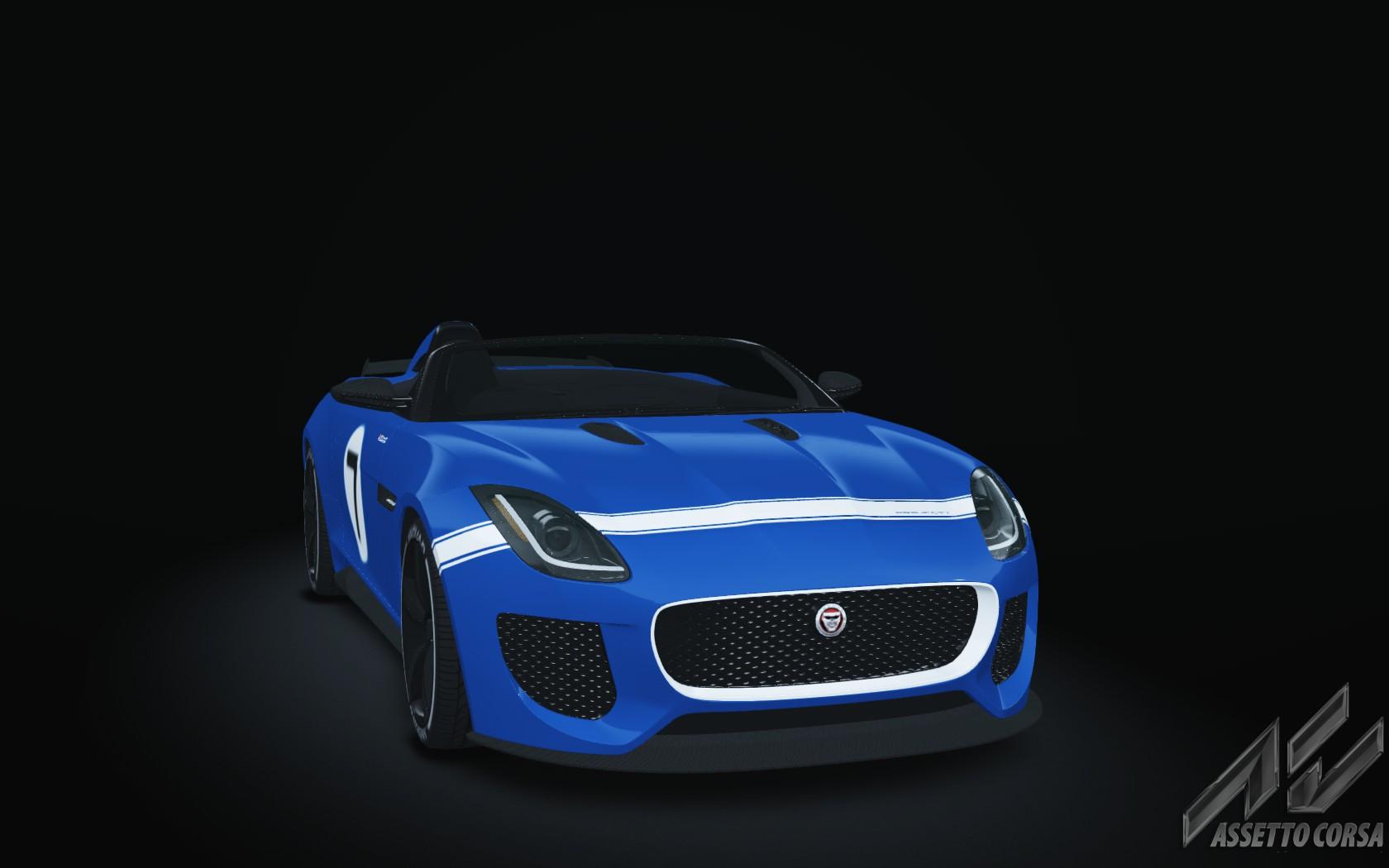Jaguar F Type S >> Jaguar F-TYPE Project 7 - Jaguar - Car Detail - Assetto ...