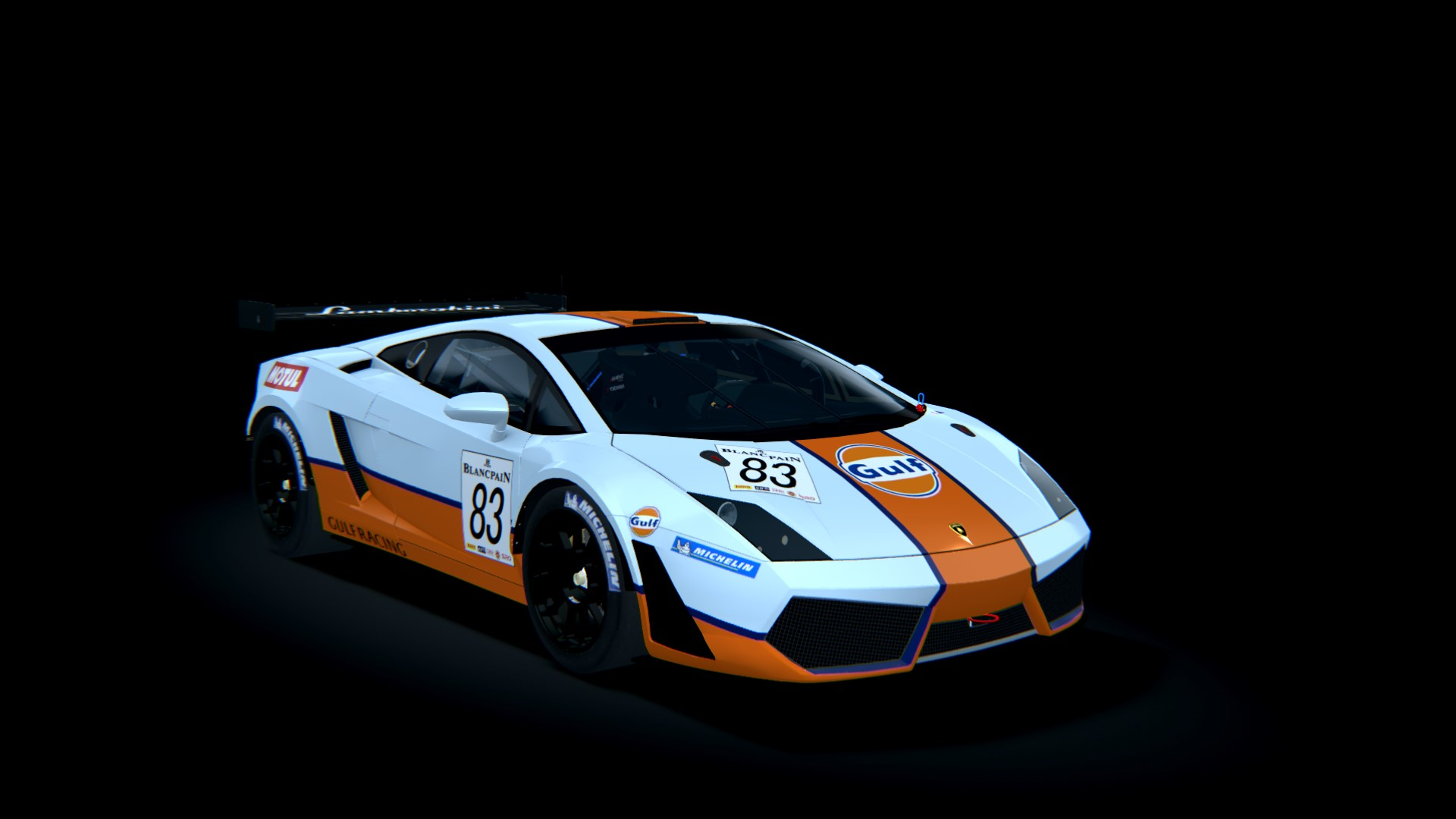 lamborghini gallardo gt3 lamborghini car detail. Black Bedroom Furniture Sets. Home Design Ideas
