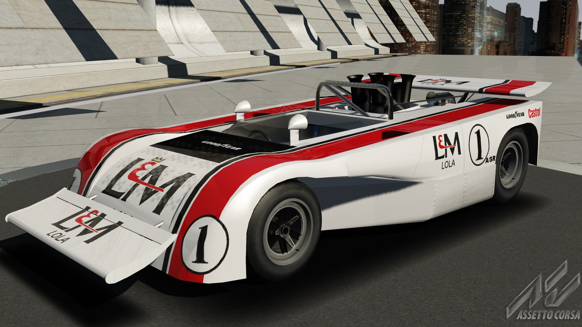 T260 - Lola - Car Detail - Assetto Corsa Database