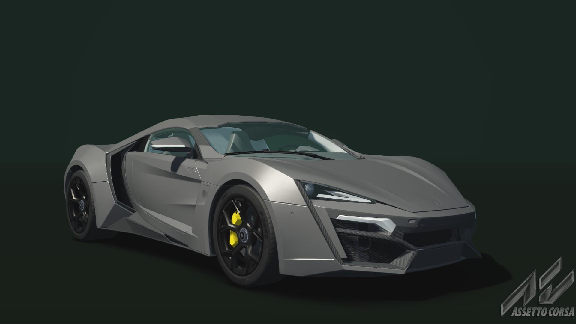 W Motors Lykan HyperSport  asphaltfandomcom