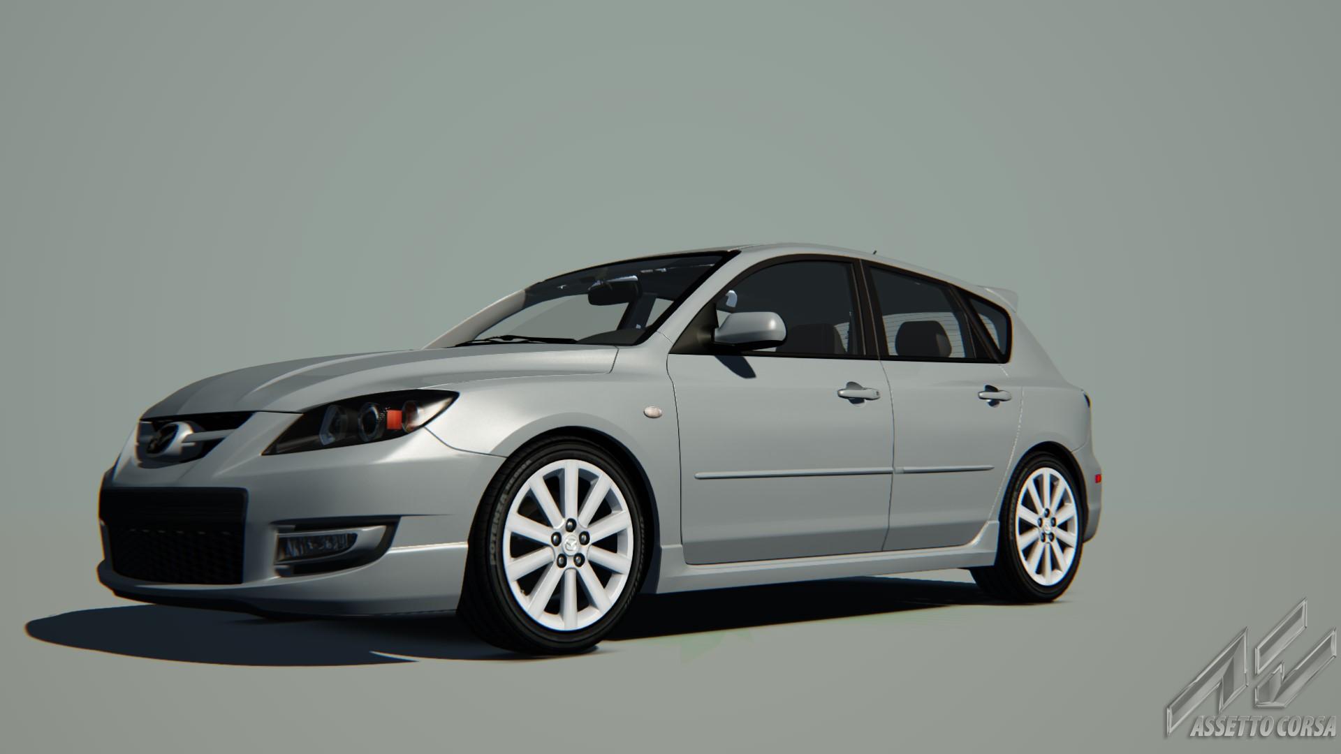 Mazda 3 MazdaSpeed Mazda Car Detail Assetto Corsa Database