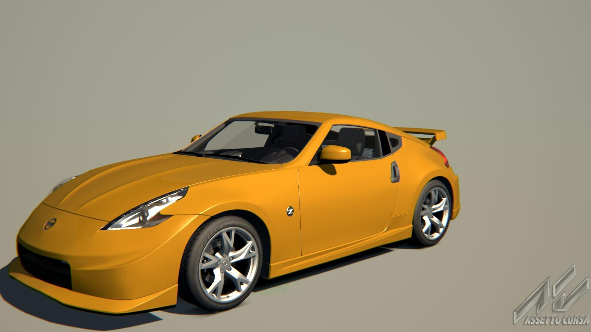 nissan 370z nismo nissan car detail assetto corsa. Black Bedroom Furniture Sets. Home Design Ideas