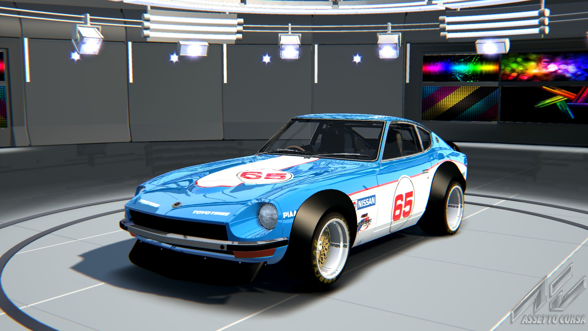 Nissan Fairlady Z >> Nissan Fairlady Z 432 RB - Nissan - Car Download - Assetto Corsa Database