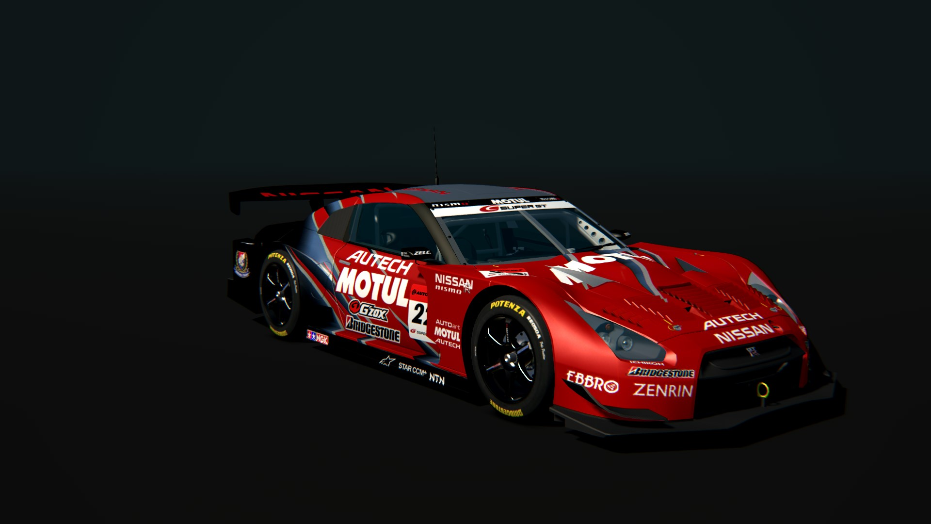 Nissan GTR GT500 - Nissan - Car Detail - Assetto Corsa Database