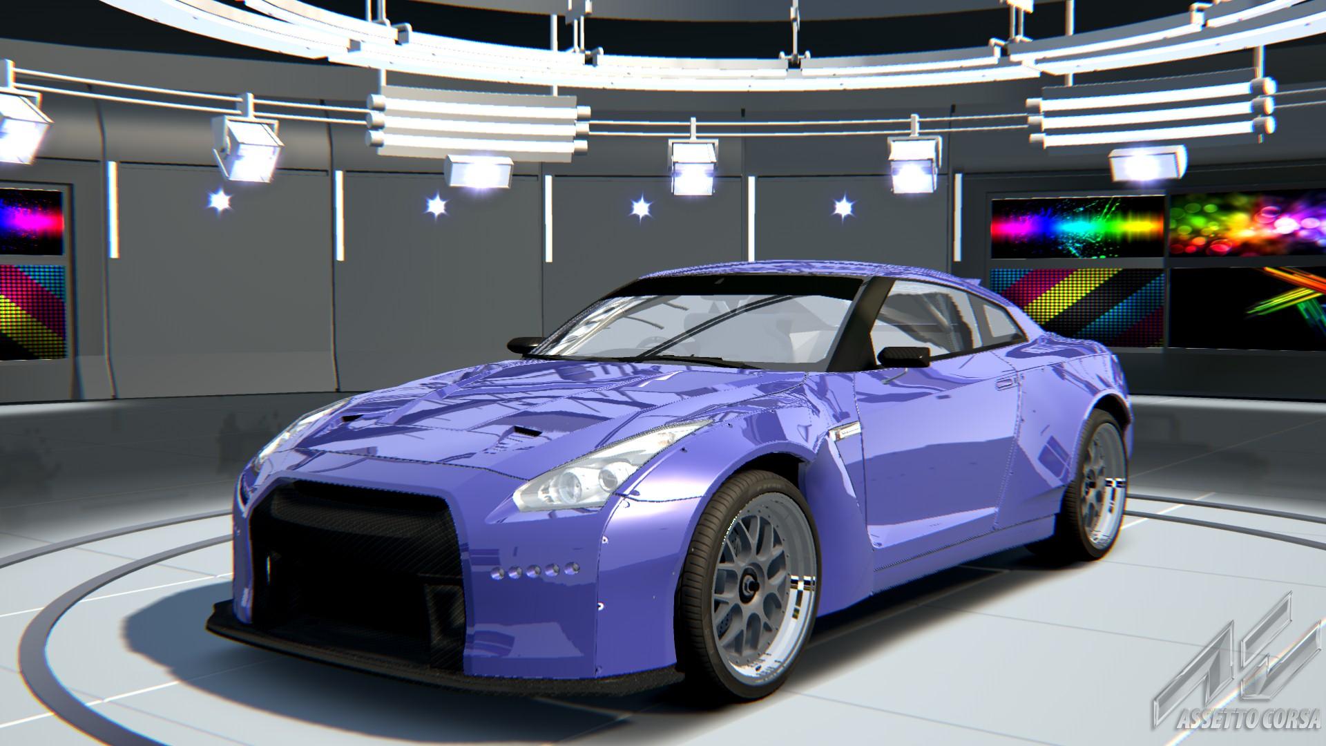 Nissan Gt-r Rocket Bunny - Nissan - Car Detail