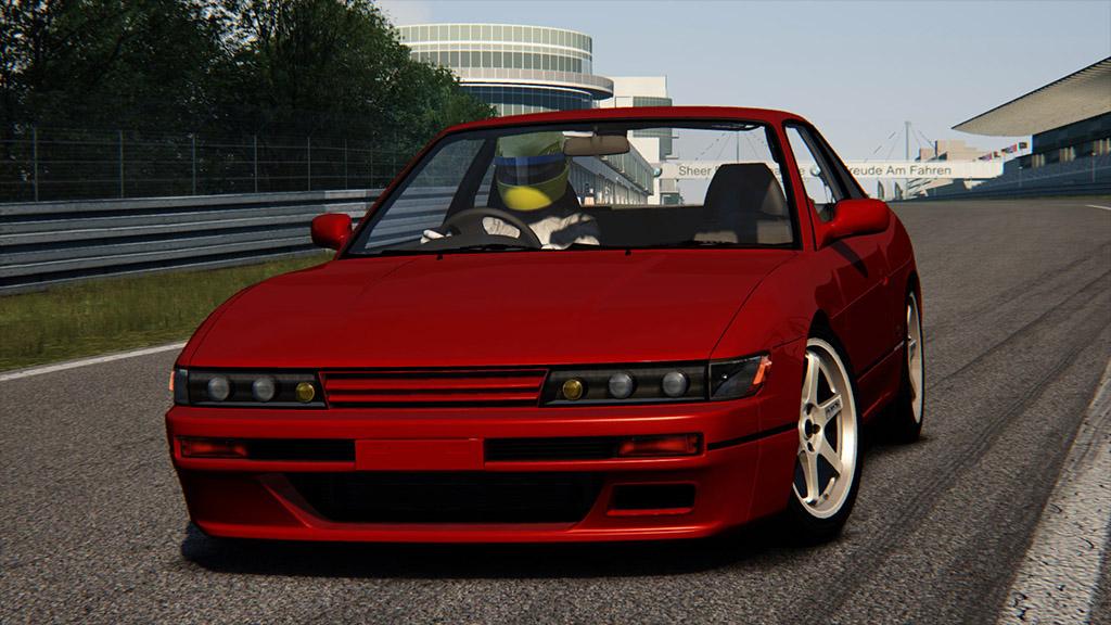 Nissan Silvia S13 Drift Nissan Car Detail Assetto Corsa Database