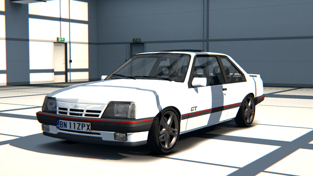 ascona c gt opel car detail assetto corsa database. Black Bedroom Furniture Sets. Home Design Ideas