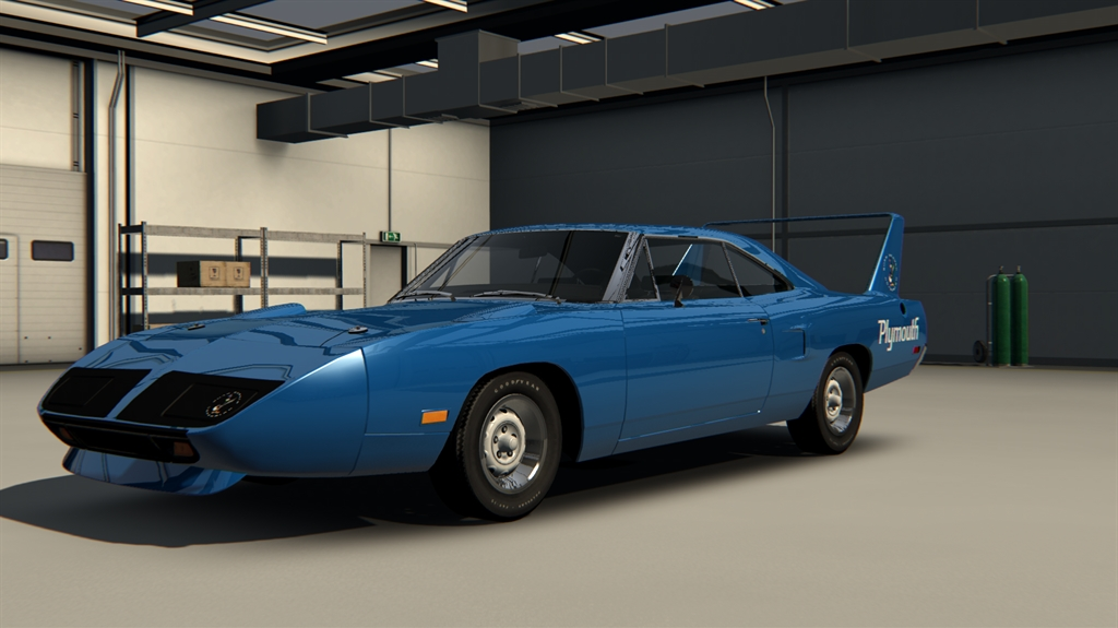 1970 Superbird - Plymouth - Car Detail - Assetto Corsa Database