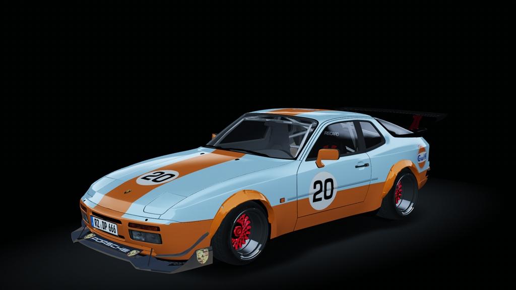 944 Turbo Cup Race Porsche Car Detail Assetto Corsa Database