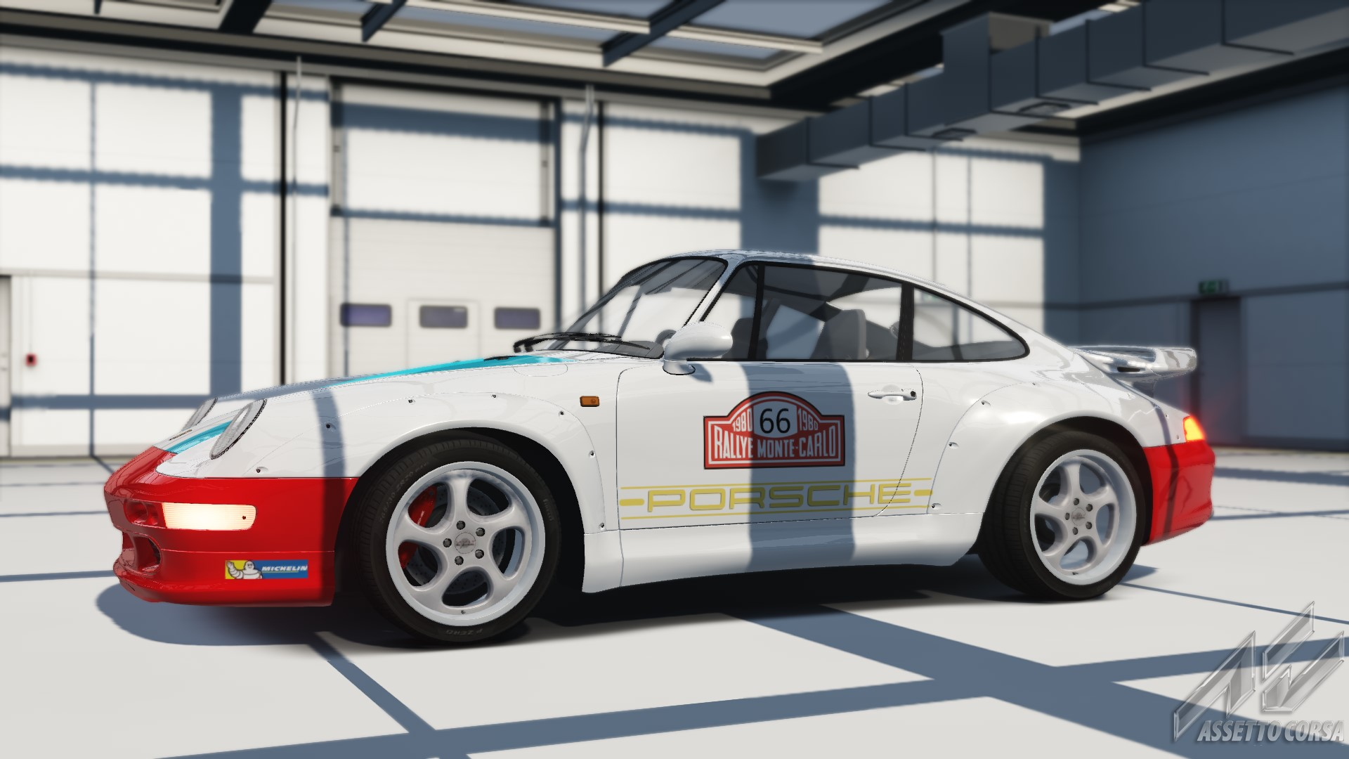 911 993 turbo porsche car detail assetto corsa database. Black Bedroom Furniture Sets. Home Design Ideas