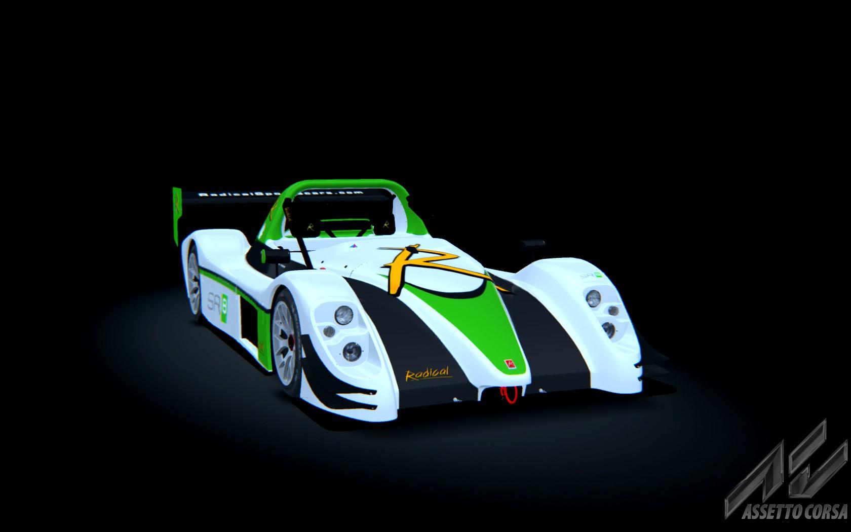 Radical SR8 RX - Radical - Car Detail - Assetto Corsa Database