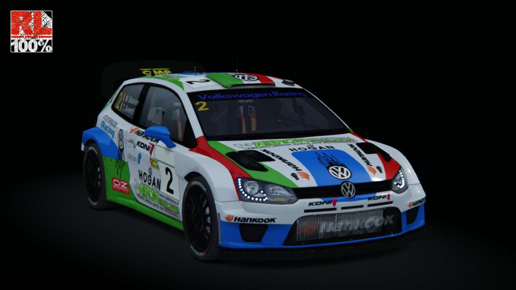 Volkswagen Polo Wrc 2015 Volkswagen Car Detail