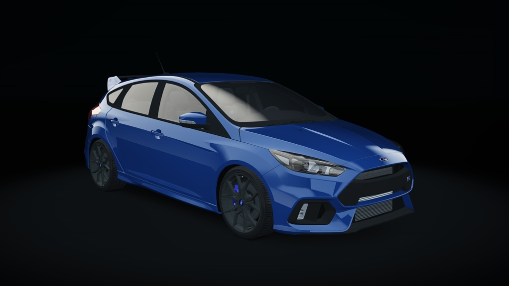 ford focus rs ford car detail assetto corsa database. Black Bedroom Furniture Sets. Home Design Ideas