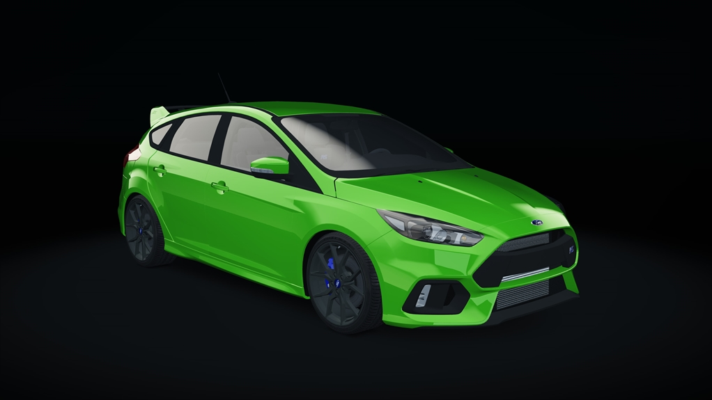 Ford Focus Rs Ford Car Detail Assetto Corsa Database