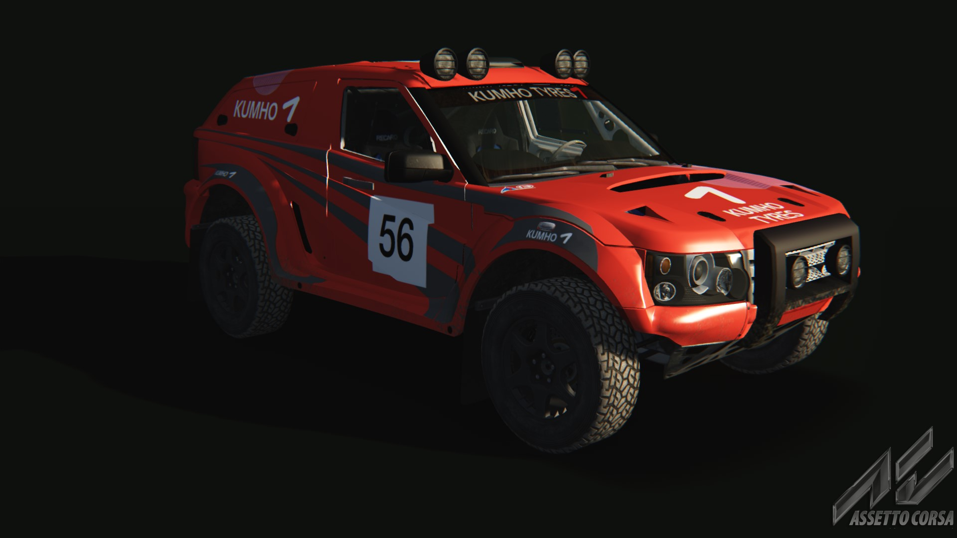 List Of Cars >> Bowler Nemesis T1 dakar - Bowler - Car Detail - Assetto ...