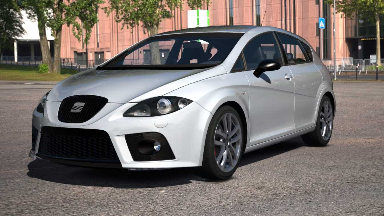 seat leon cupra seat car detail assetto corsa database. Black Bedroom Furniture Sets. Home Design Ideas
