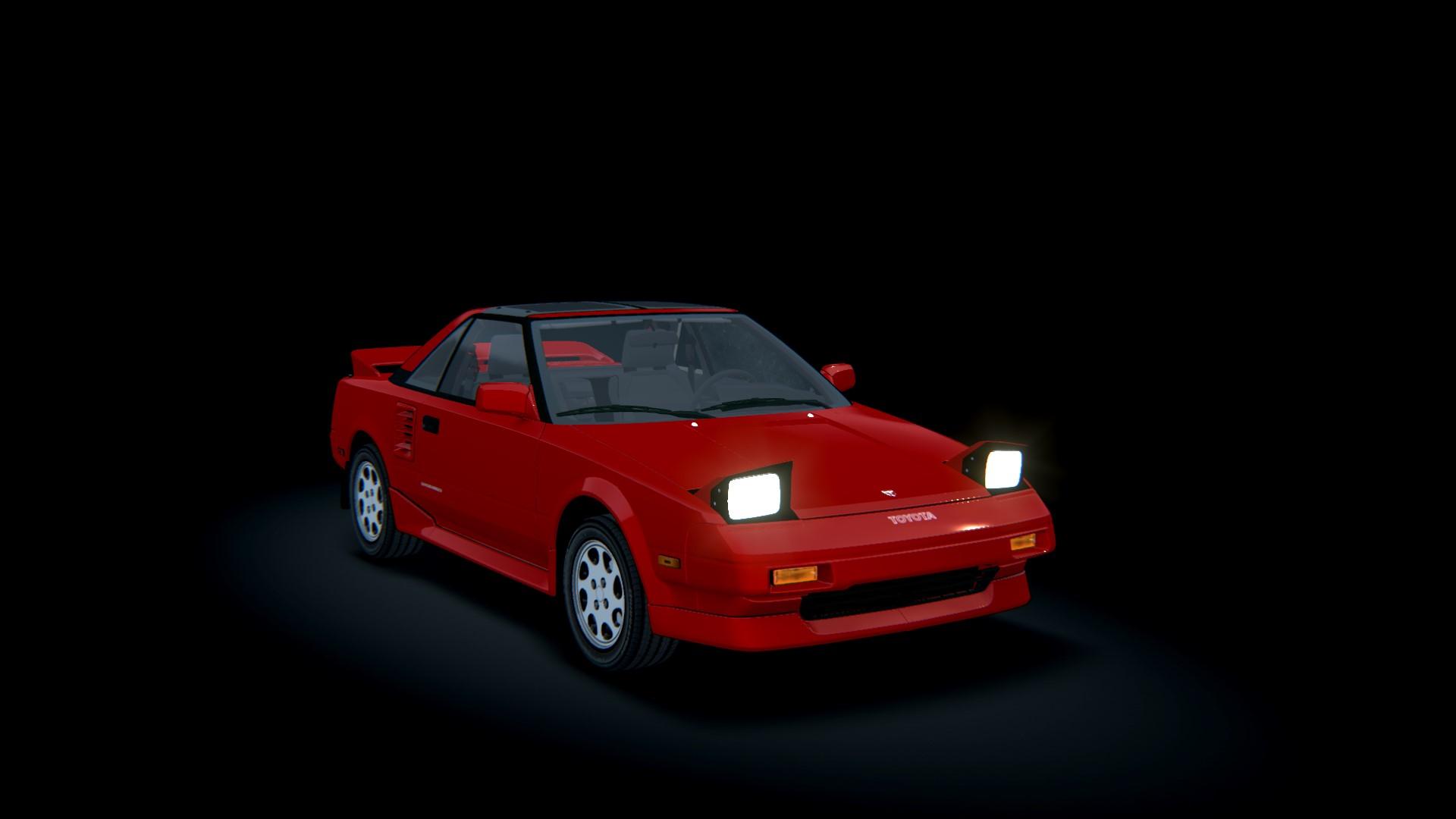 Toyota Of Orange >> MR2 AW11 - Toyota - Car Detail - Assetto Corsa Database
