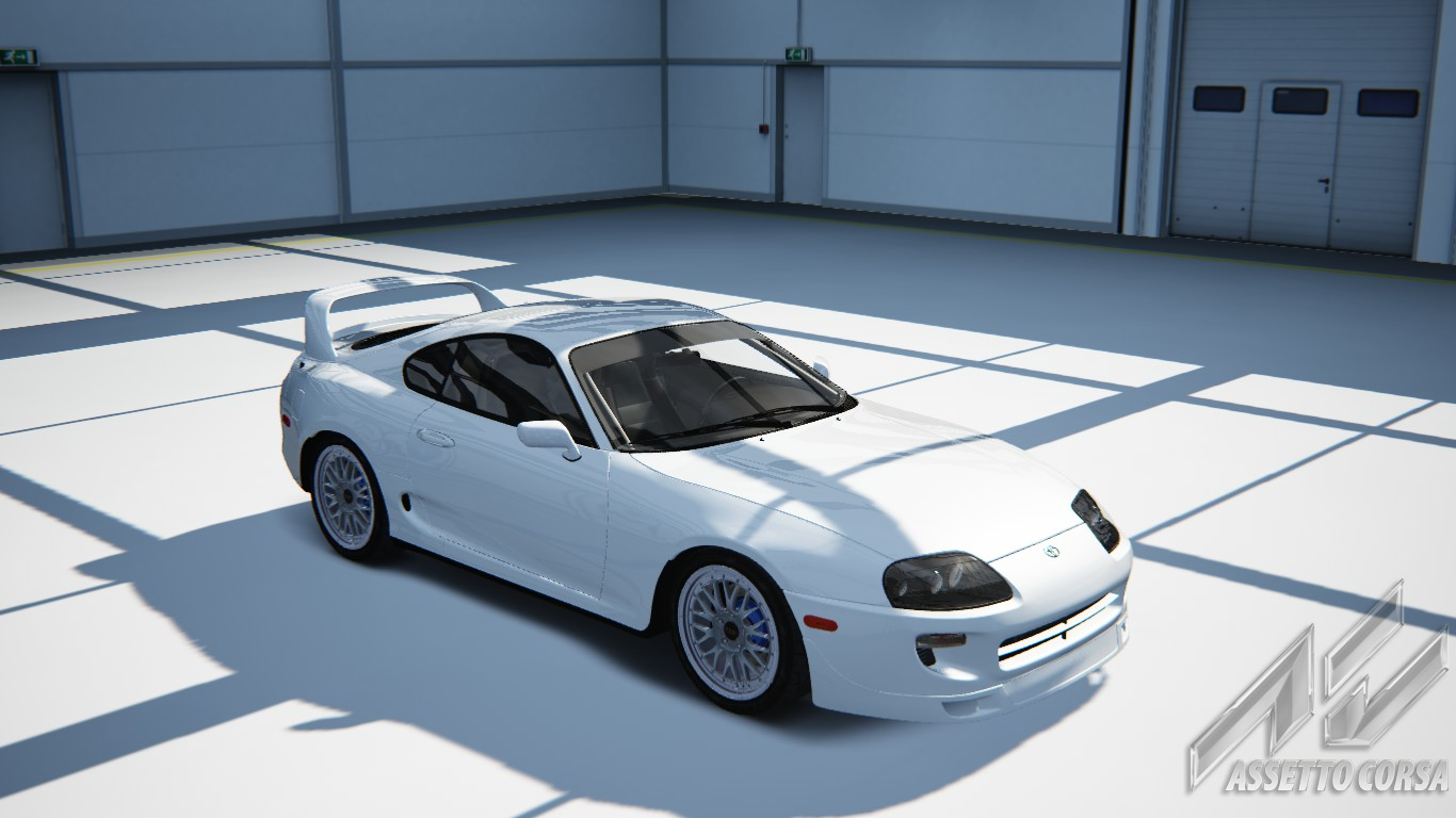 Toyota Trd Supra Turbo Toyota Car Download Assetto