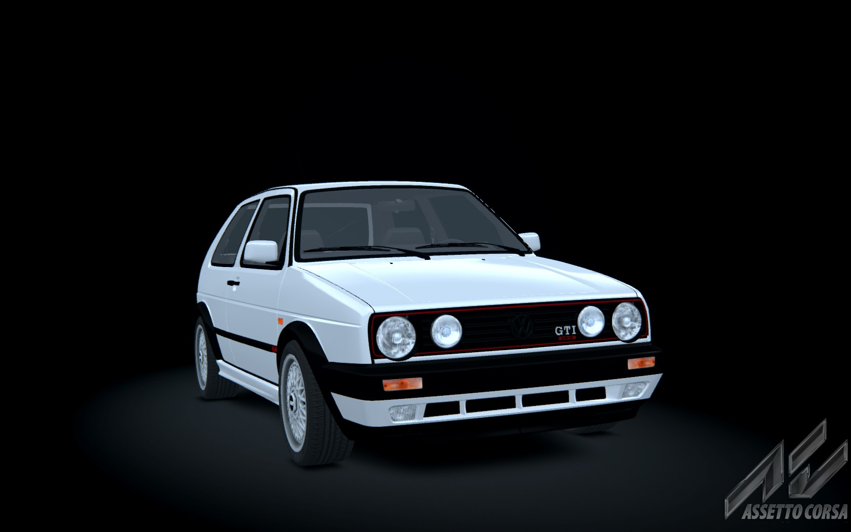 volkswagen golf ii gti 16v volkswagen car detail assetto corsa database. Black Bedroom Furniture Sets. Home Design Ideas