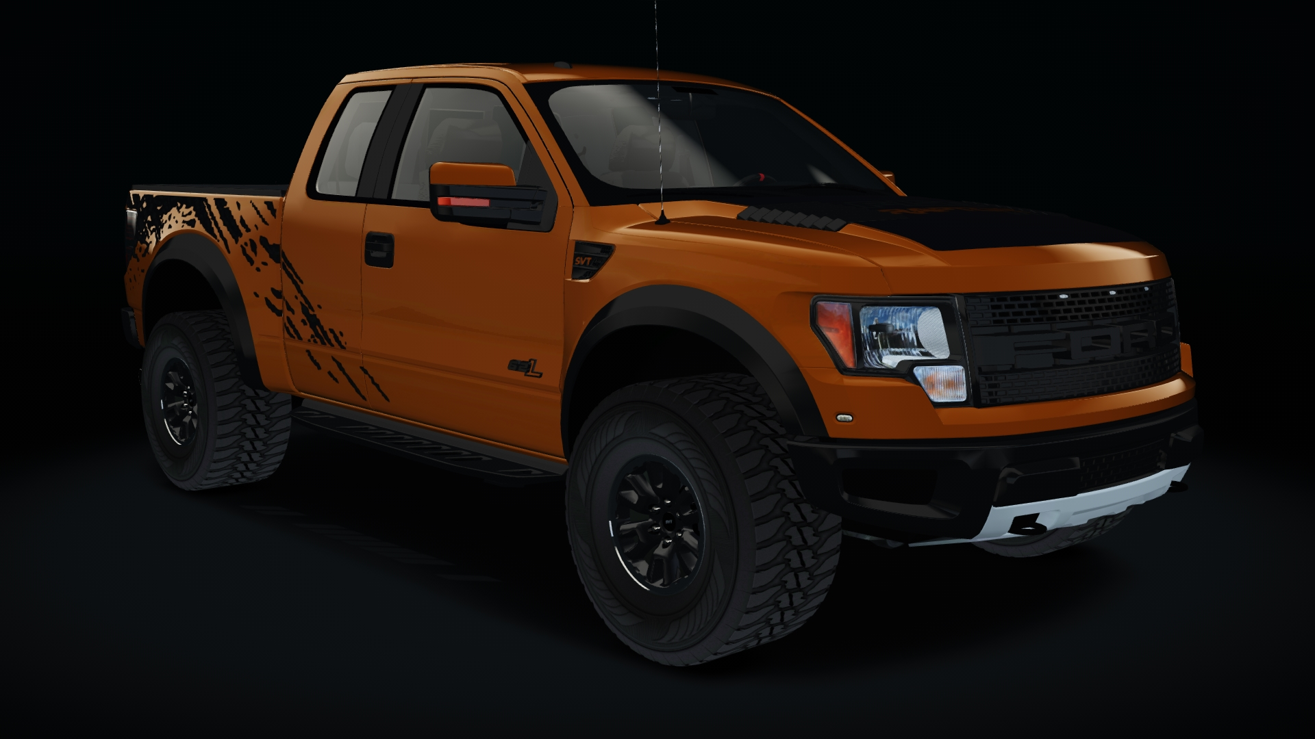 F150 Off Road >> Ford F-150 SVT Raptor 2011 - Ford - Car Detail - Assetto ...