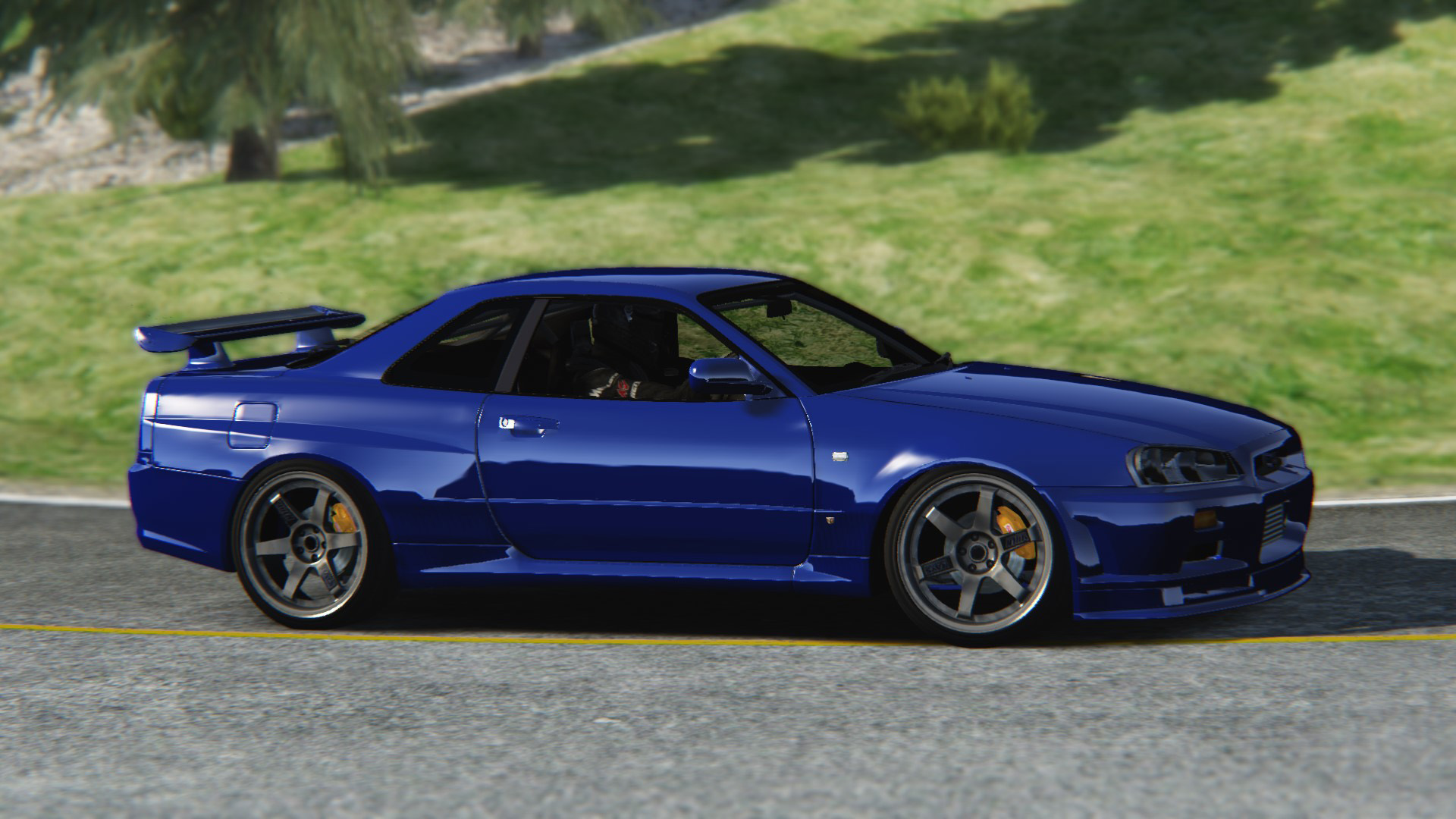 List Of Cars >> Nissan Skyline R34 Drift - Nissan - Car Detail - Assetto Corsa Database