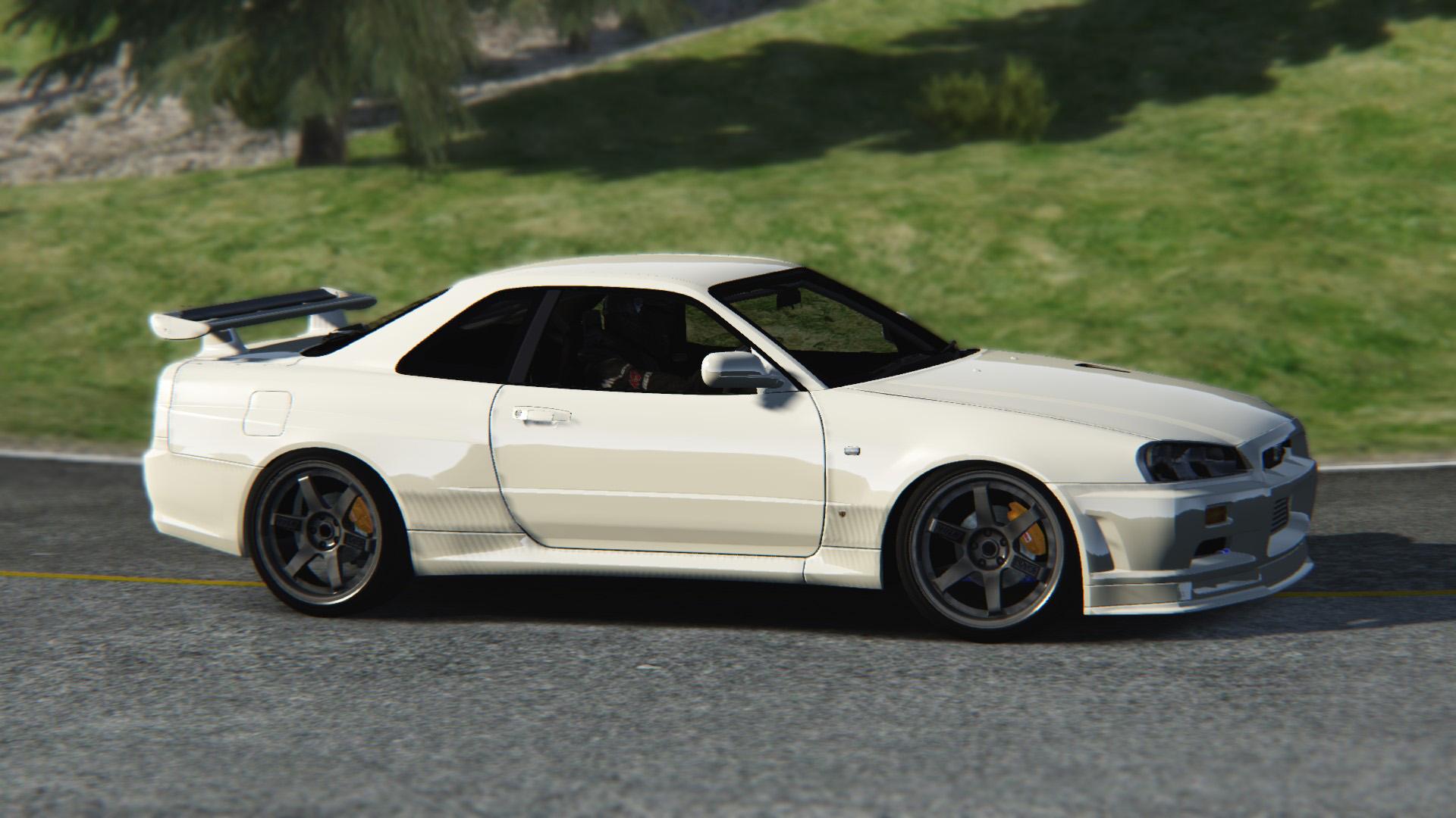 List Of Cars >> Nissan Skyline R34 Drift - Nissan - Car Detail - Assetto ...