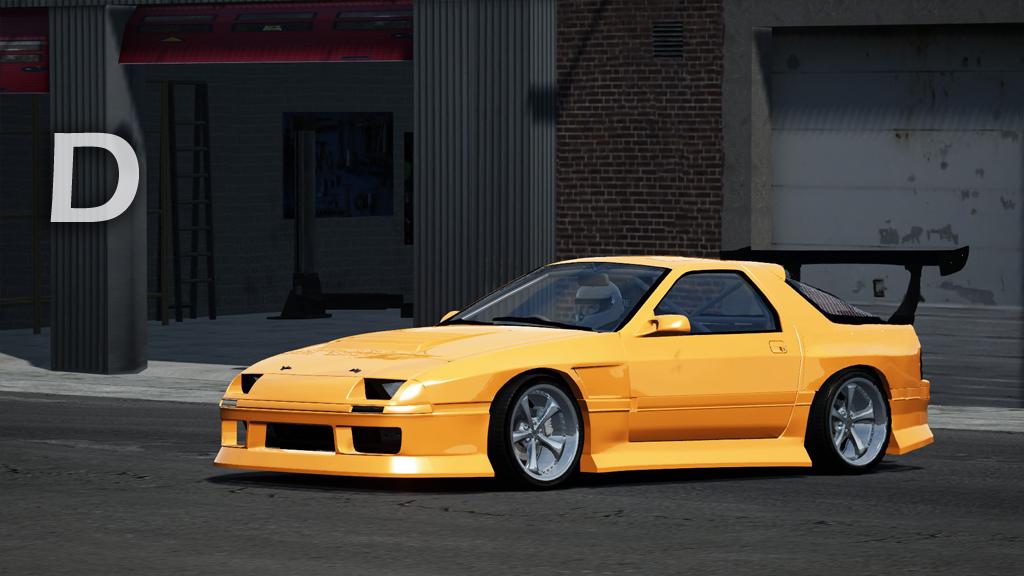 Rx-7  Fc3s  Drift Ls3 - Mazda - Car Detail